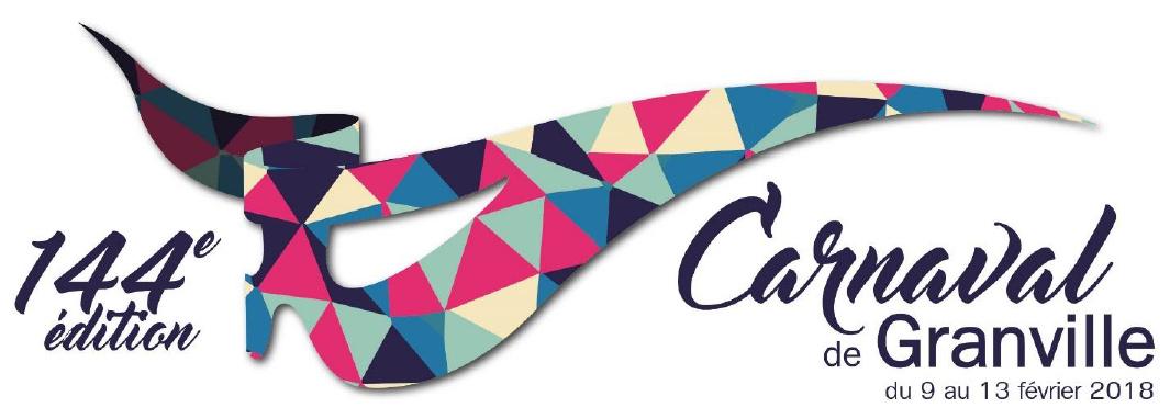 logo programme du carnaval de granville