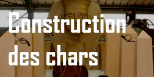 la construction des chars
